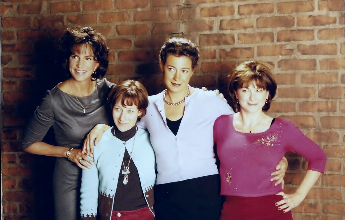 The Amati Girls - Mercedes Ruehl, Lily Knight, Sean Young, Dinah Manoff
